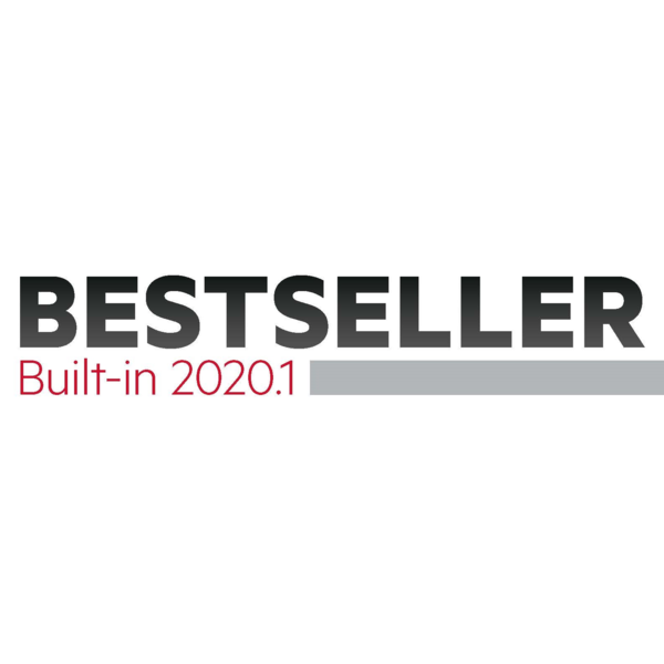 Bestseller Built-in 2020
